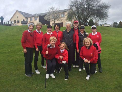 The Mary McKenna Team 2018