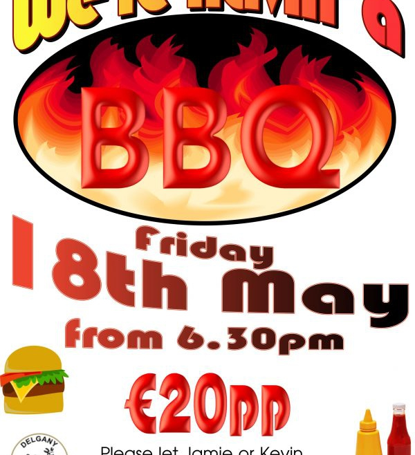 BBQ and Mix and Match on the same night – rockin'