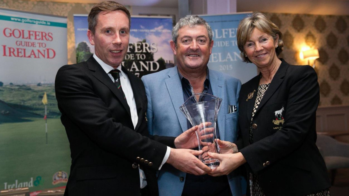 "DELGANY GOLF CLUB named as ""Best Hidden Gem in Leinster"""